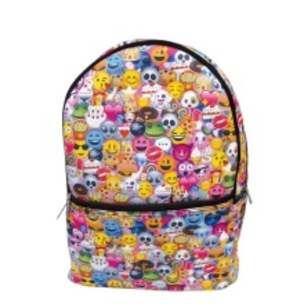 EMOJI COLLAGE NEOPRENE BACKPACK