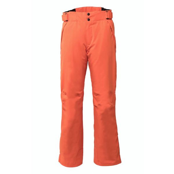 HARDANGER  SALOPETTE PANT - ORANGE