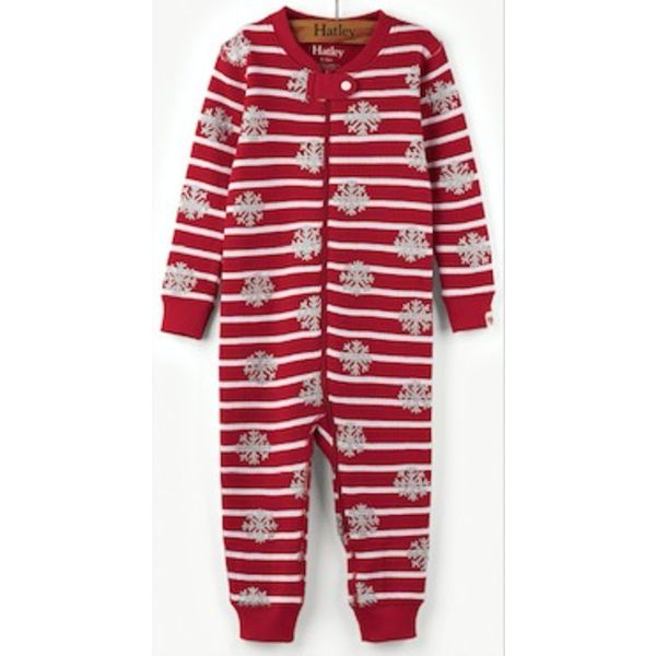 CANDY CANE COVERALL