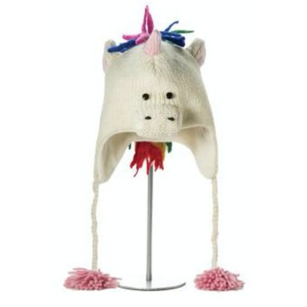 UMMI THE UNICORN HAT - KID SIZE 2-6 YEARS