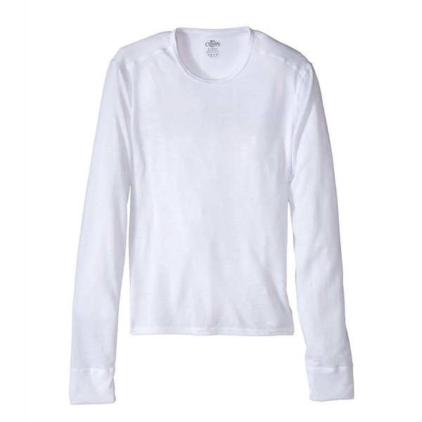 YOUTH MIDWEIGHT CREW - WHITE