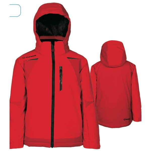 RYDER TECHNICAL JACKET - RED