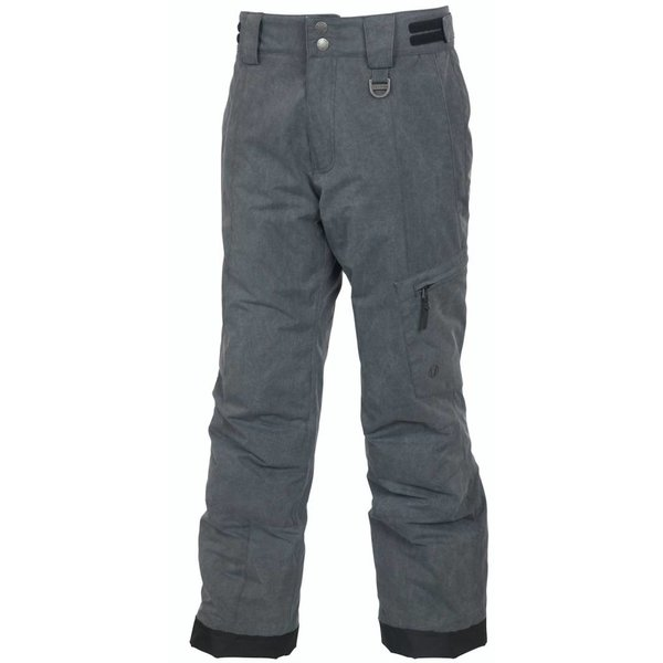 LASER TECHNICAL PANT - COAL DISTRESSED