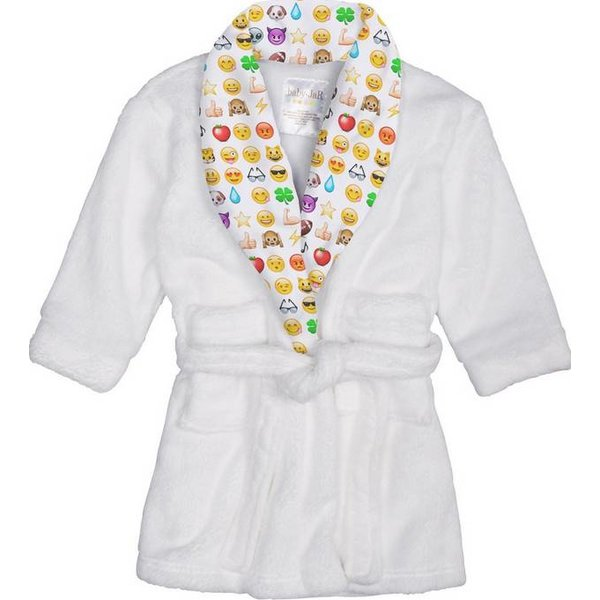 EMOJI BATH ROBE
