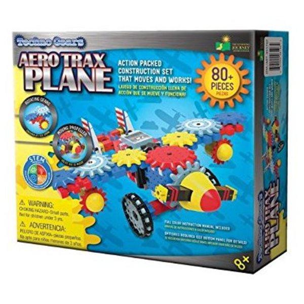 TECHNO GEARS AERO TRAX PLANE