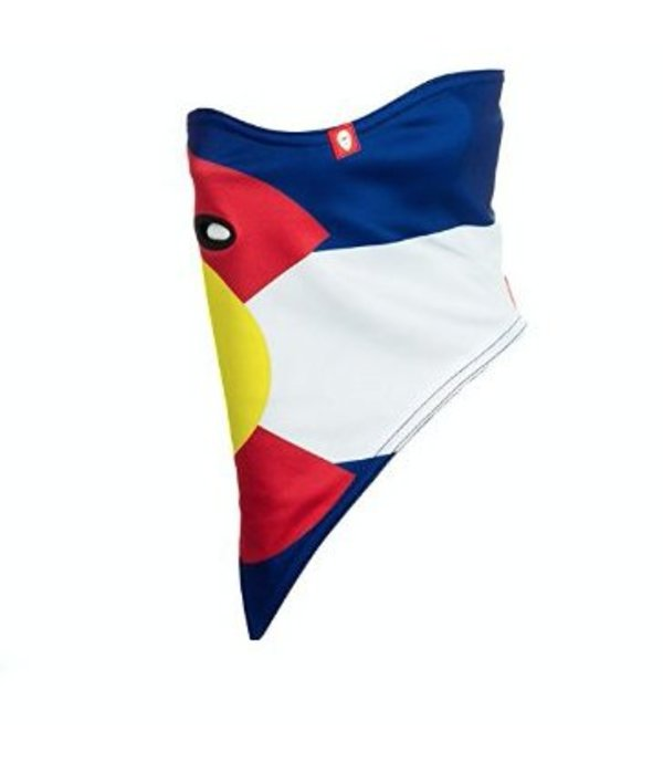 AIRHOLE STANDARD - COLORADO FLAG, MULTI, S/M