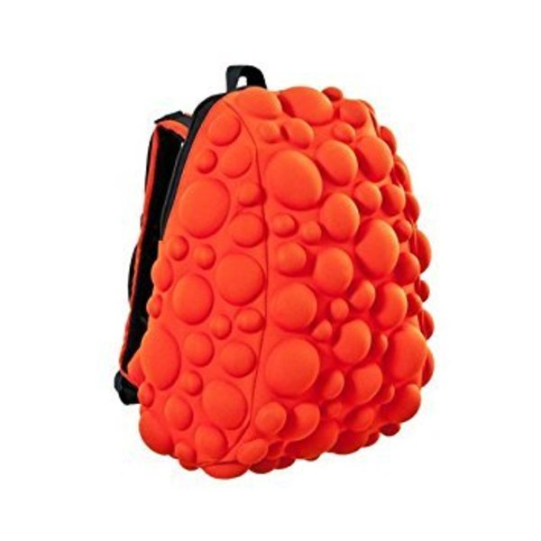 ORANGE CRUSH BUBBLE HALF-BACKPACK