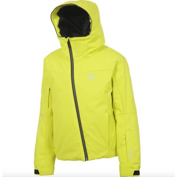 BOYS CONTROLE JACKET - CHARTREUSE
