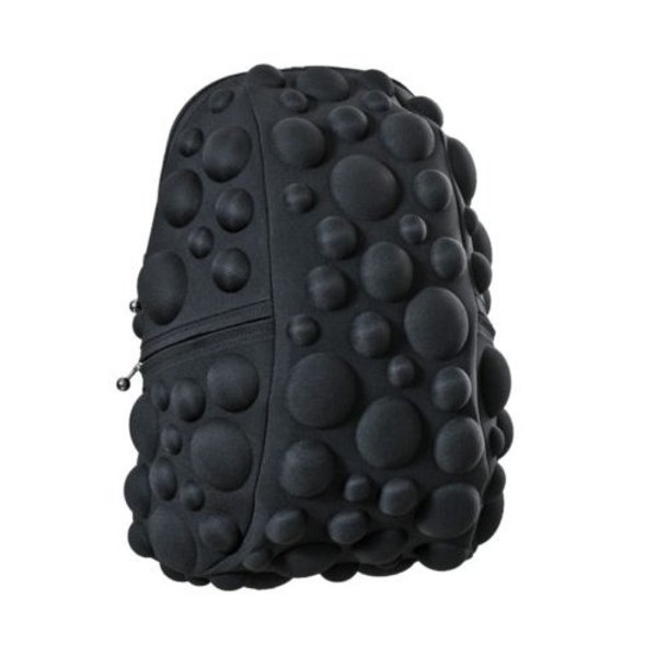 BLACK MAGIC BUBBLE HALF-BACKPACK