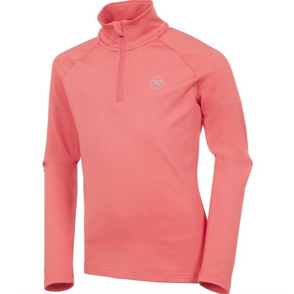 GIRLS 1/2 ZIP WARM STRETCH - LOLLIPOP - SIZE 16
