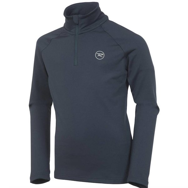 GIRLS 1/2 ZIP WARM STRETCH - ECLIPSE SIZE 14