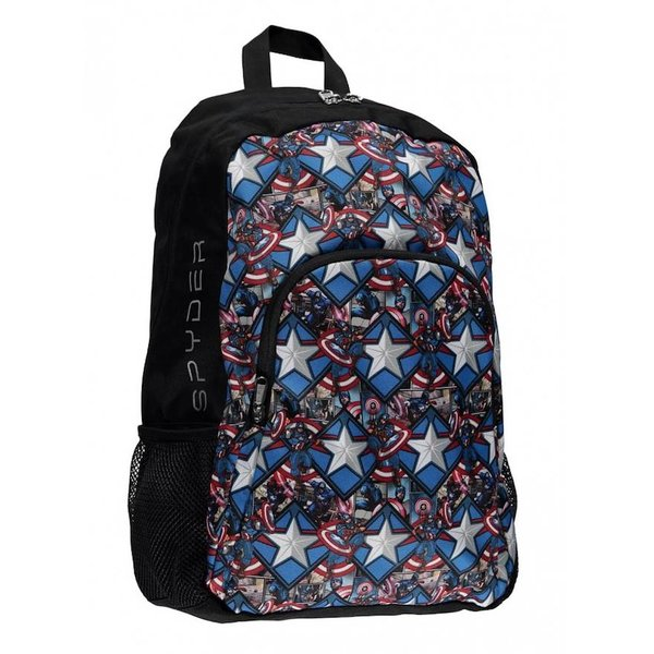 BOY'S MARVEL BACKPACK - CAPTAIN AMERICA