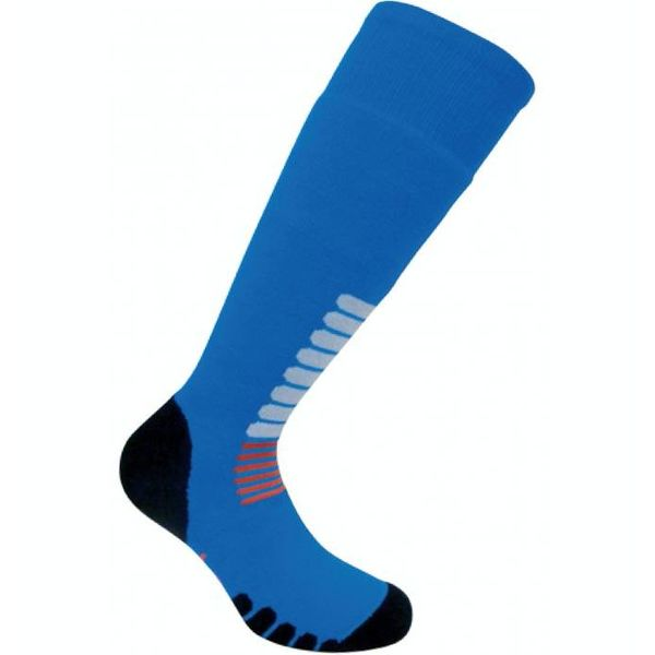 SKI ZONE SKI SOCKS - BLUE
