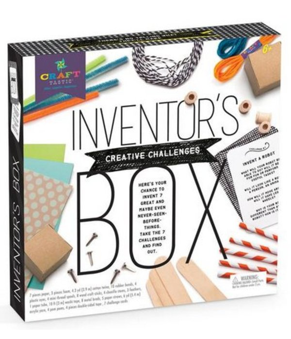 ANN WILLIAMS INVENTORS BOX
