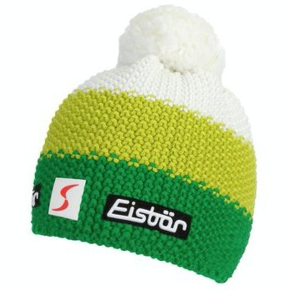 STAR NEON POMPON- WHITE/GREEN/GREEN - ADULT SIZE 8+