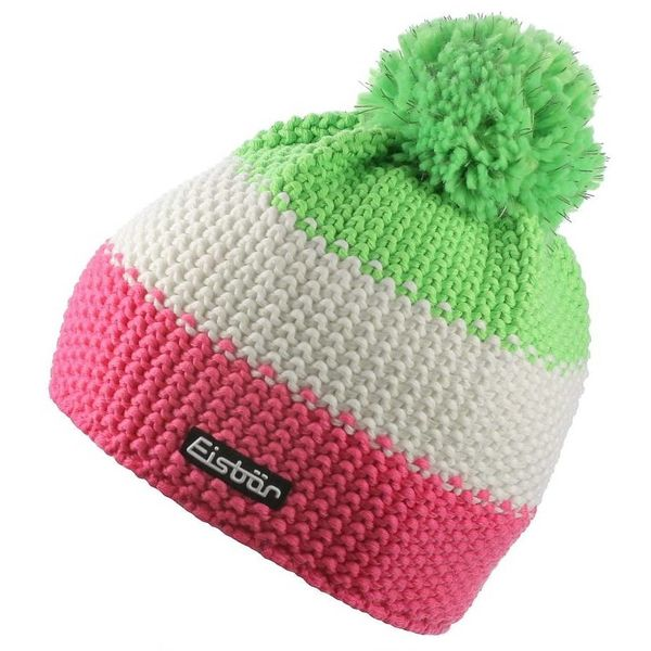 STAR NEON POMPON - NEON GREEN/WHITE/NEON PINK - ADULT SIZE 8+