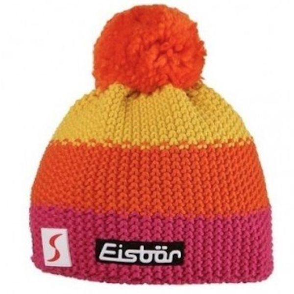 KID STAR POMPON- DARK YELLOW/ORANGE/PINK - KIDS