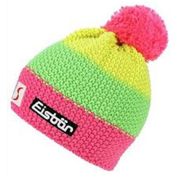 STAR NEON POMPON- YELLOW/NEON GREEN/NEON PINK - ADULT SIZE 8+