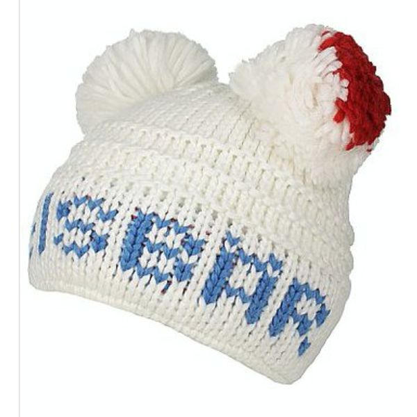 HEART BEAT POMPON - WHITE - ADULT SIZE 8+
