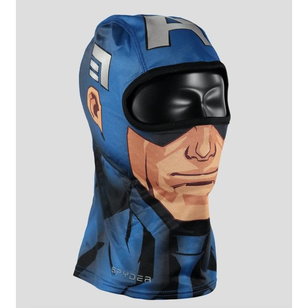 BOY'S MARVEL T-HOT BALACLAVA - CAPTAIN AMERICA
