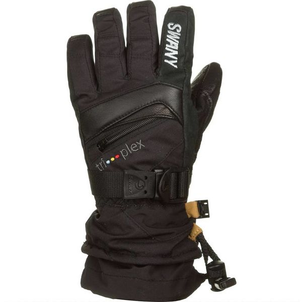 WOMEN'S X-CHANGE GLOVE - BLACK