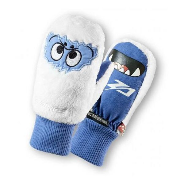 ZNOWMAN FLEECE MITT - YETI