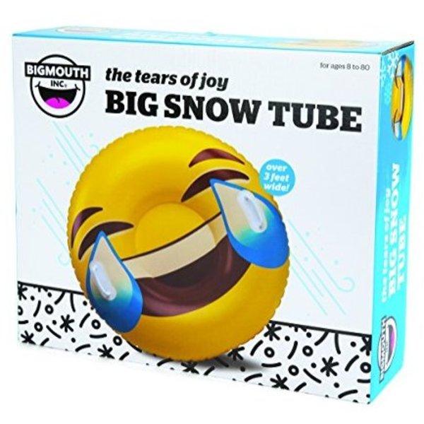 GIANT TEARS OF JOY SNOW TUBE