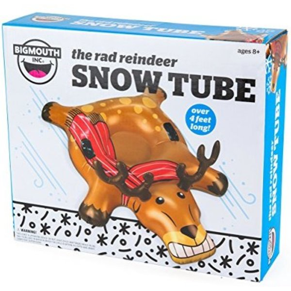 GIANT REINDEER SNOW TUBE