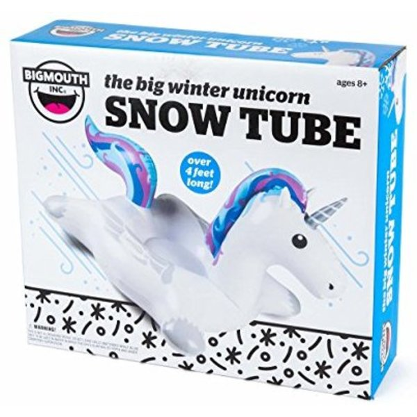 GIANT UNICORN SNOW TUBE