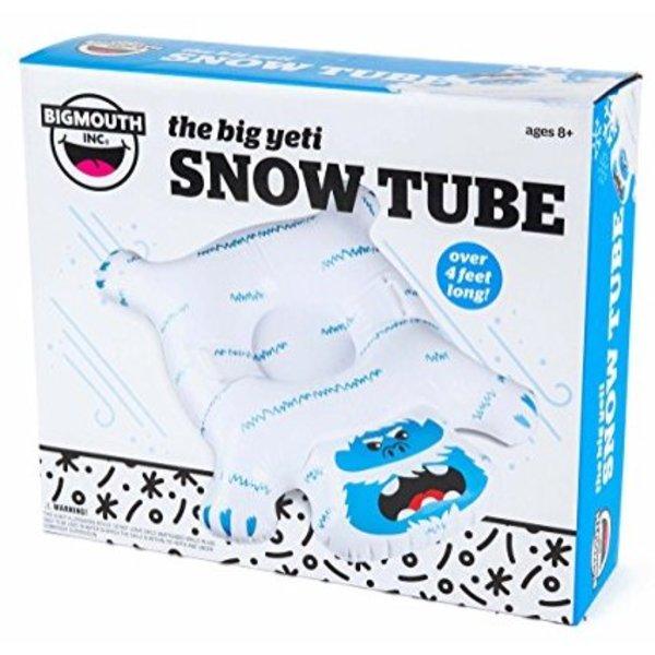 GIANT YETI SNOW TUBE
