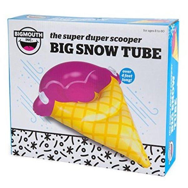 ICE CREAM CONE SNOW TUBE