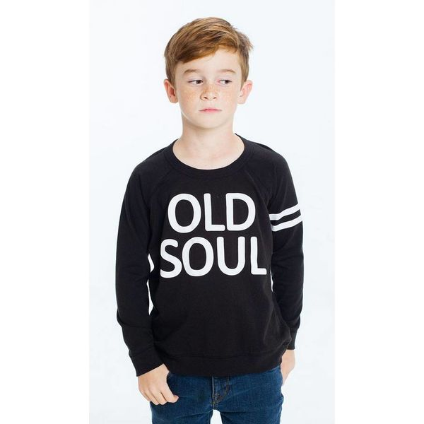 OLD SOUL L/S TEE