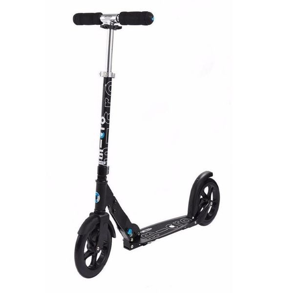 MICRO TEEN/ADULT SCOOTER - BLACK - 13YR+