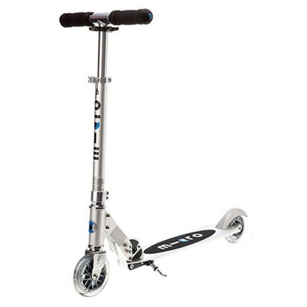 SILVER SPRITE SCOOTER - AGES 8+
