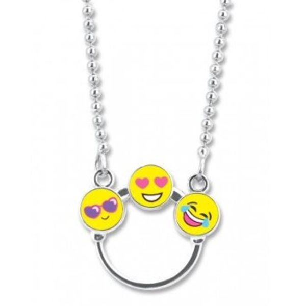 EMOJI CHARM CATCHER NECKLACE
