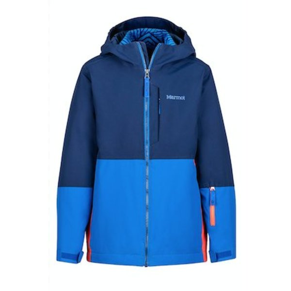 BOY'S PANORAMA JACKET - ARCTIC NAVY/TRUE BLUE