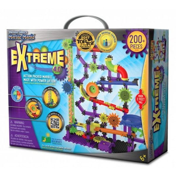 MARBLE MANIA EXTREME 4.0 - 200 PIECE