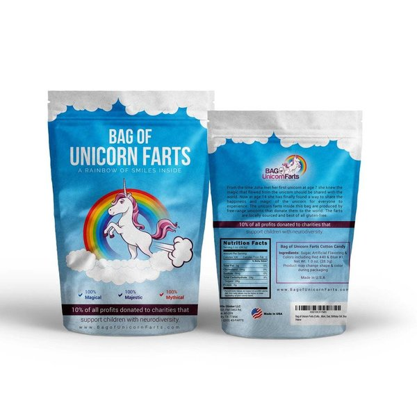 BAG OF UNICORN FARTS(CURRENTLY SOLD OUT)