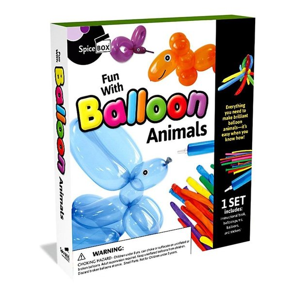 FUN WITH BALLOON ANIMALS
