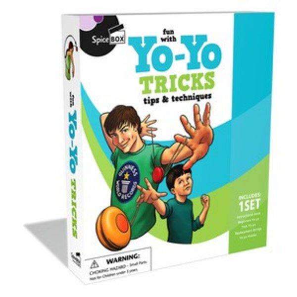 FUN WITH YOYO TRICKS