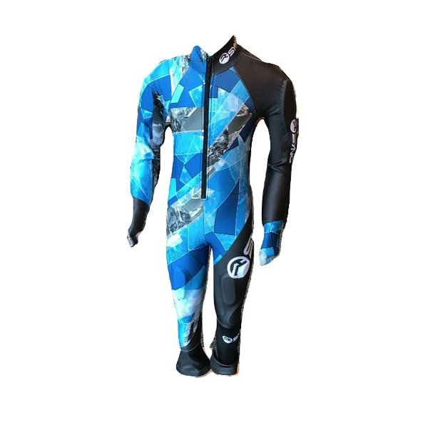 EMPYREAL BLUE GS ADULT RACE SUIT - SMALL