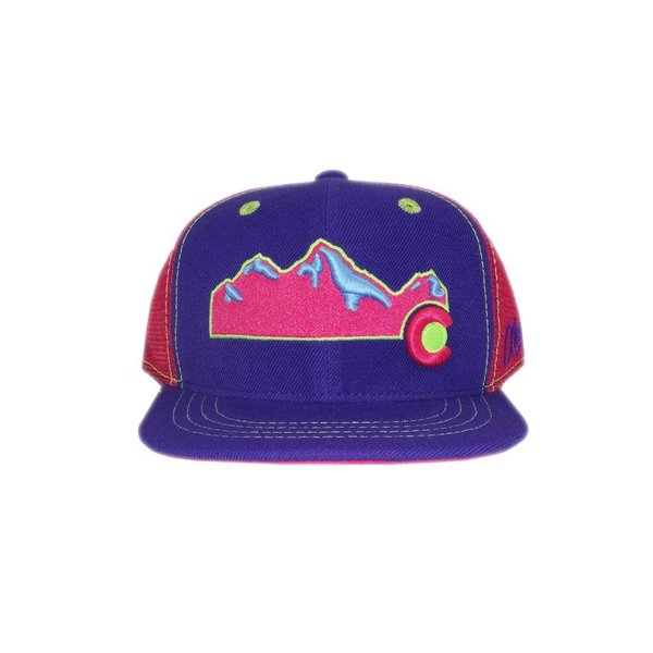 CO MOUNTAIN AWESOME KIDS HAT