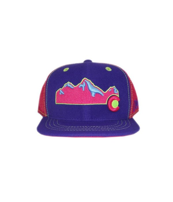 AKSELS CO MOUNTAIN AWESOME KIDS HAT