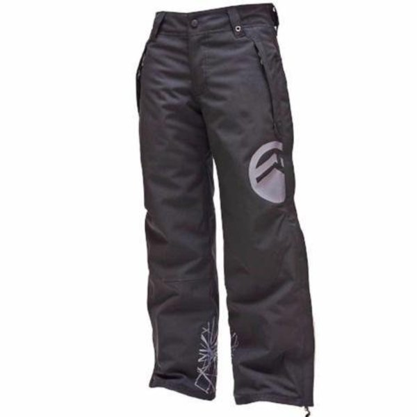 K PREVAIL PANT BLACK SIZE 8