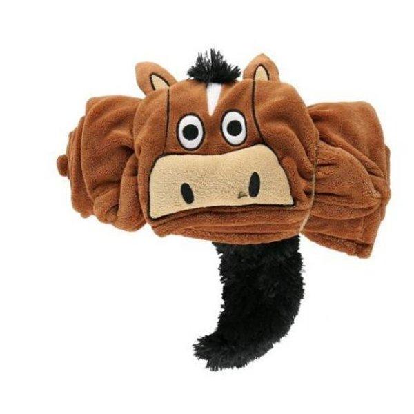 HORSE CRITTER BLANKET