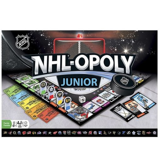 MASTER PIECES NHL-OPOLY