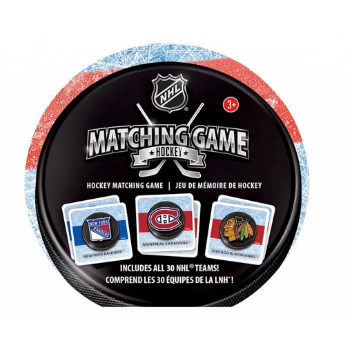 MASTER PIECES NHL MATCHING GAME