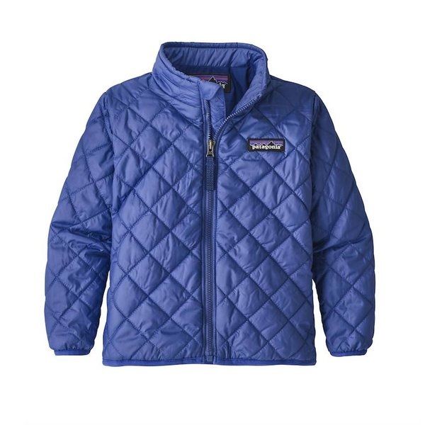BABY NANO PUFF JACKET - IMPERIAL BLUE