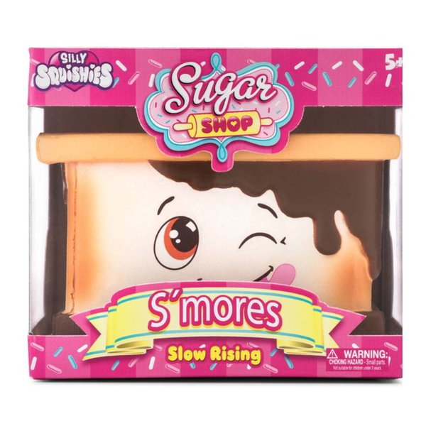 SMORES SQUISHY
