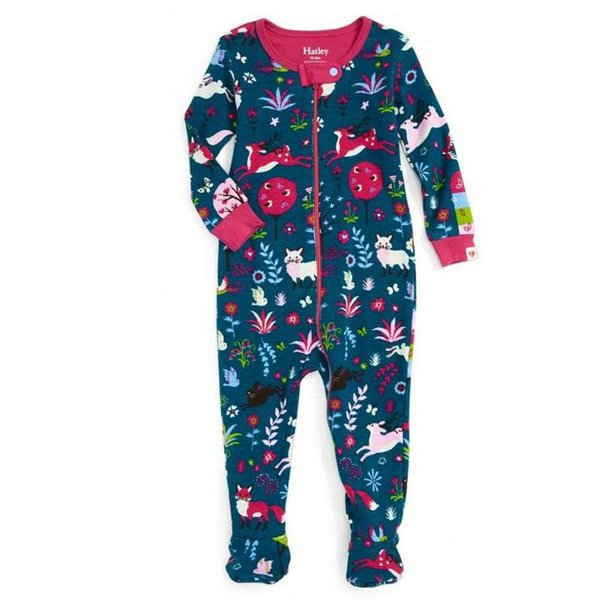 MYSTICAL FOREST COVERALL